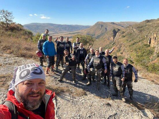 Serra da Canastra National Park, MG: Grupo da 7ª Edição do Canastra Experience
