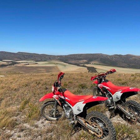 Serra da Canastra National Park, MG: Motos CRF250 que proporcionam a melhor experiencia para iniciantes em trilha