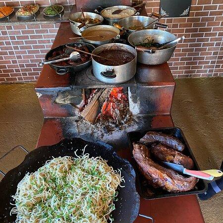 Serra da Canastra National Park, MG: Classico almoço mineiro, exclusivo Canastra Experience
