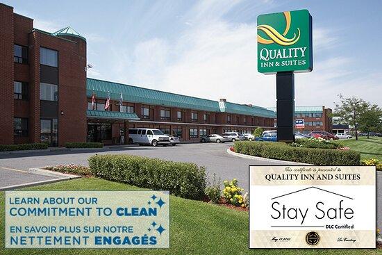 Quality Inn & Suites P.E. Trudeau Airport-Montreal