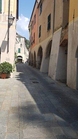 Un piccolo borgo ligure