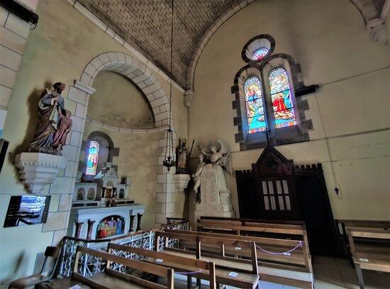 Eglise Notre-dame (coulonges-thouarsais)