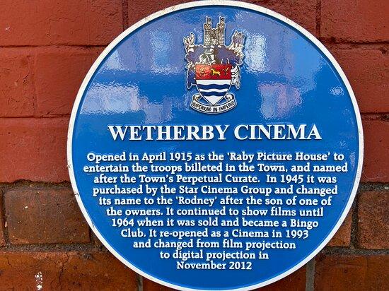 Wetherby's Cinema