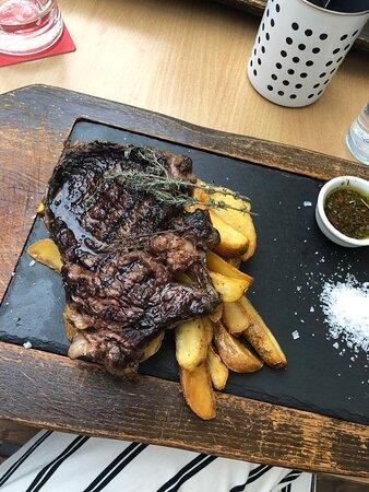 Tripadvisor - Sehr empfehlenswerte Steakrestaurant mit guter Auswahl an Fisch und Meeresfrüchten - תמונה של Restavracija STARA PRAVDA, קראן