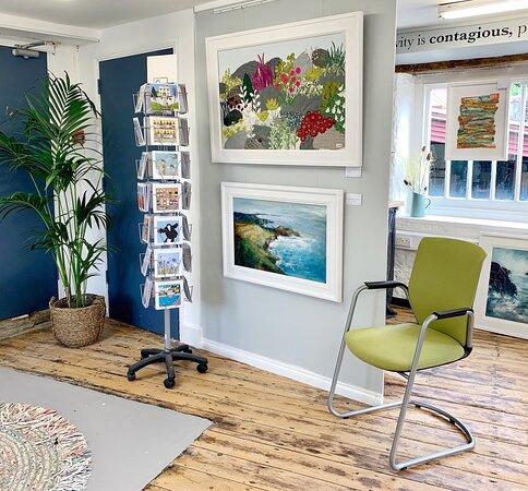 Edge West Art Studio & Gallery
