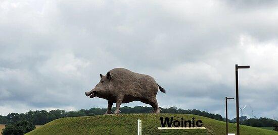 statue de Woinic