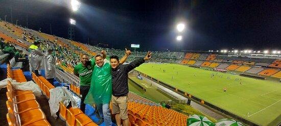 Atletico Nacional football/soccer game