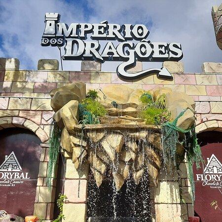 Império Dos Dragões - Chocolate Florybol