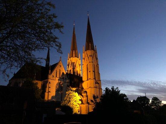 Pfarrei St. Johann, St. Ludge