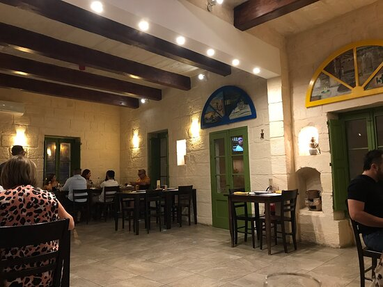 Restaurant incontournable à Malte
