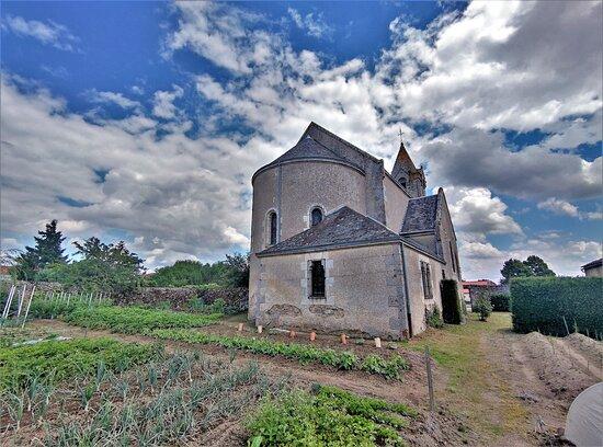 Eglise Saint-aubin (du Plain)