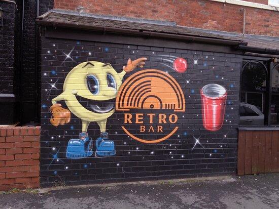 Retro Bar Southport