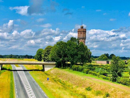 Water Tower Of Delden
