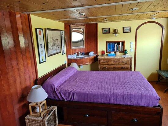 Chambre du Capitaine