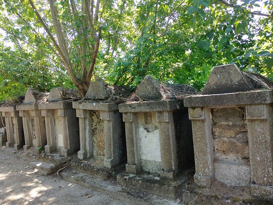 Bilhorod-Dnistrovskiy Jewish Cemetery