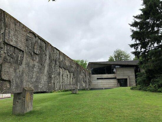Trauerhalle Des Friedhofs Westhausen