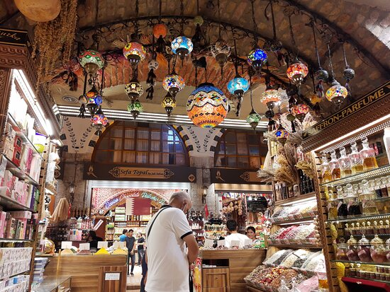 The best place for shopping in Istanbul