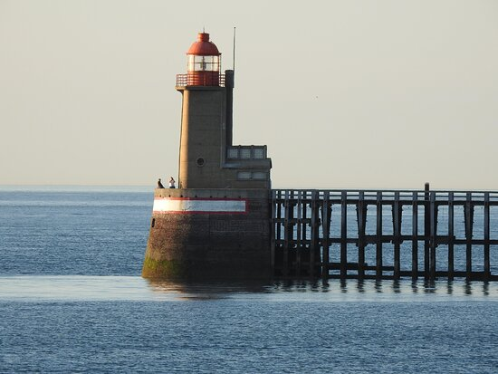 Phare De Fecamp - Fecamp Lighthouses