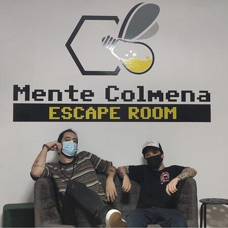 Mente Colmena Rooms