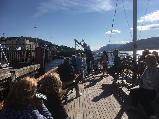 Pictures of Crannog Cruises - Fort William Photos - Tripadvisor