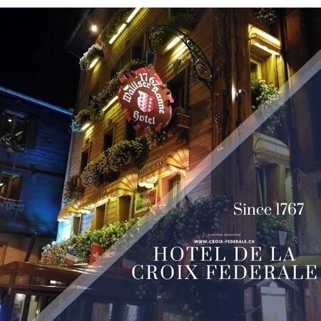 Boutique Hotel de la Croix Fédérale