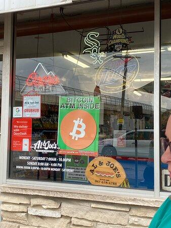 Git yer Bitcoins here