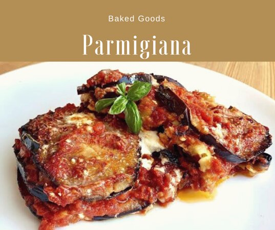 New in our menu.