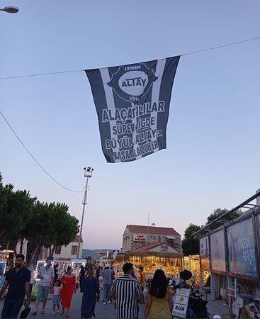 Alacati, Turquie : BÜYÜK ALTAY