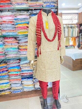 Bhatkal, Índia: Wedding dress