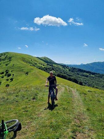 Cabella Ligure, Italia: Noleggio ebike in Val Borbera