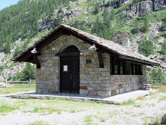 Cappella Di Pont - Madonna Delle Cime
