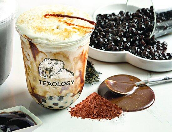 ❓Hva liker du best av poppeperler, gele og tapiokaperler? Alle er gode i te, men poppeperler er ekstra smakfullt i isteer med fruktsmak 👅