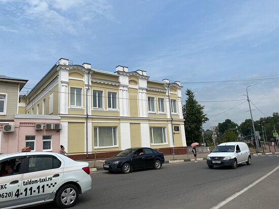 House of merchant F.A. Vorontsov