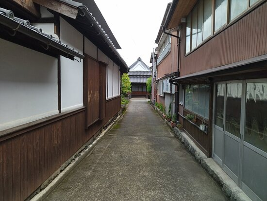 Joryu-ji Temple