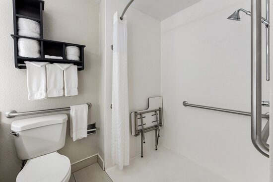 Wheelchair Accessible Guest Room