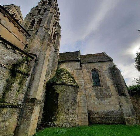 Église Notre-Dame de Morienval