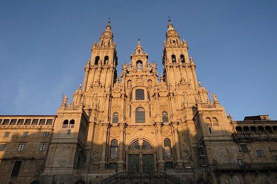 Santiago de Compostela: Privat tur med lunsj inkludert