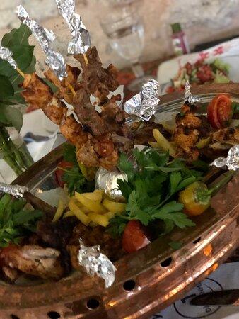 Ottoman Kebab