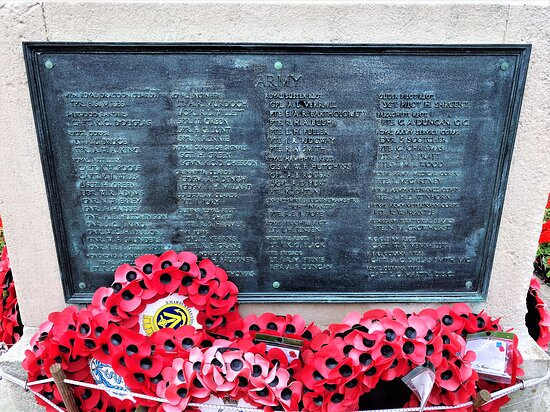 Bexhill War Memorial