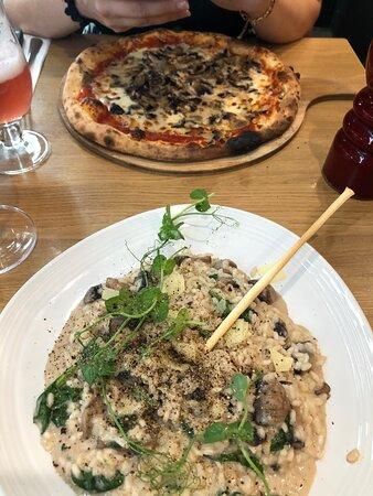 The best Italian restaurant in Worcester