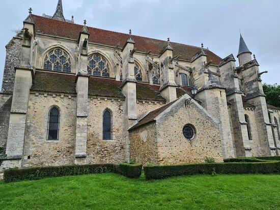 Collégiale Notre-Dame-de-l'Assomption de Crécy-la-Chapelle