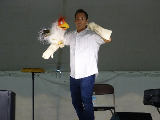 Ryan and Randy at Bird-in-Hand Family Fun Fest, July 2021