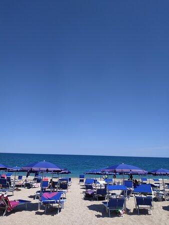 Mare, sole, cibo e tranquillità