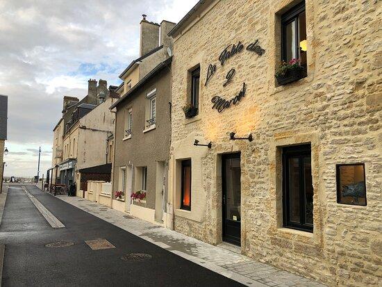 Plat – Bild från La Table des 2 Marcel, Port-en-Bessin-Huppain - Tripadvisor