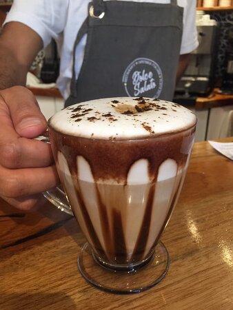Iced Latte Moka