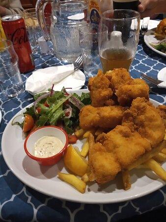 Huge tasty portions!