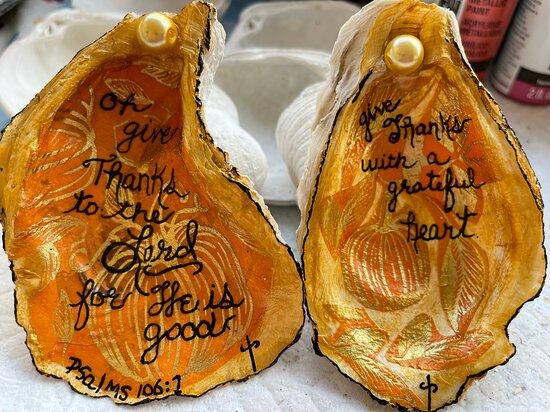 Jesus Shells