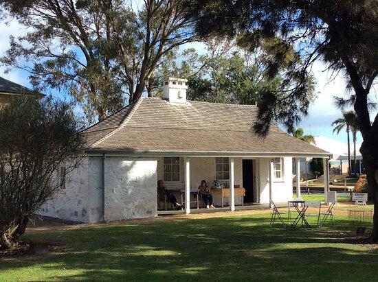 Hall's Cottage