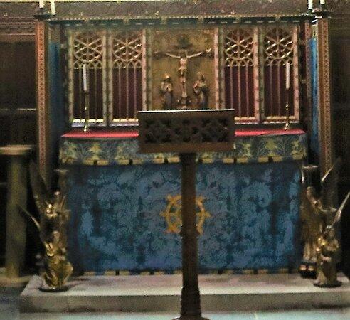 St Kathrine's (herrick) Chapel