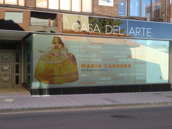 Casa del Arte Maria Carrera